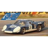 Alpine A220  - Le Mans 1969 nº31