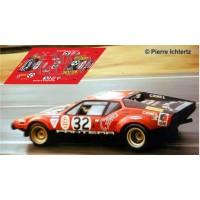De Tomaso Pantera Gr4 - Le Mans 1972 nº32