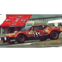 De Tomaso Pantera Gr4 - Le Mans 1975 nº43