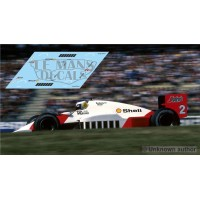 McLaren MP4/2C NSR Formula Slot - German GP 1986 nº2