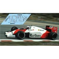 McLaren MP4/2C NSR Formula Slot - Portuguese GP 1986 nº1