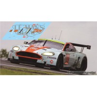 Aston Martin DBR9 - Le Mans 2008 nº007