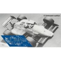 Osella F1AF NSR Formula Slot - GP Italia 1986 nº21