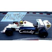 Toleman TG184 NSR Formula Slot - Monaco GP 1984 nº19
