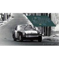 Austin Healey Sprite MkII - Targa Florio 1968 nº112
