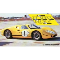 Ford MkIV - Sebring 1967 nº1