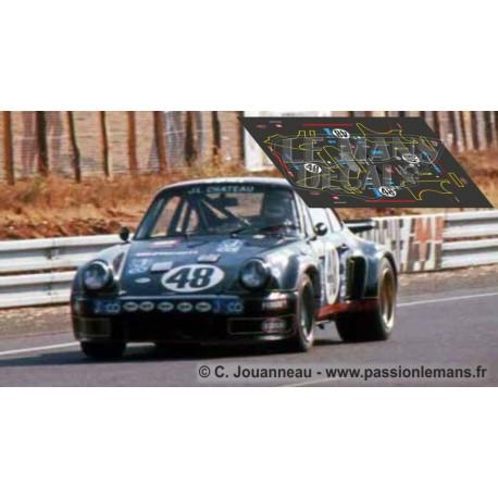 Porsche 934 - Le Mans 1976 nº48