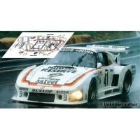 Porsche 935 K3  - Le Mans 1979 nº41
