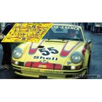 Porsche 911S - Spa 1972 nº55