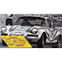 Porsche 911S - Tour Auto 1970 nº139
