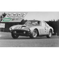 Ferrari 250 GT SWB - Le Mans 1960 nº15