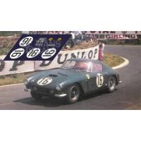 Ferrari 250 GT SWB - Le Mans 1960 nº16