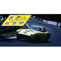 Ferrari 250 GT SWB - Le Mans 1960 nº18