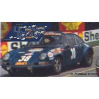 Porsche 911S - Le Mans 1971 nº38