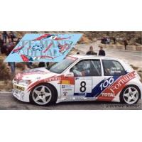 Peugeot 106 Kit Car  - Rallye Mediterráneo 2001 nº8