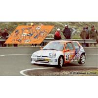 Peugeot 106 Maxi - Rallye Canarias 1999 nº10
