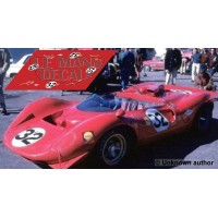 Ferrari 412P Can Am - Bridgehampton 1967 nº23