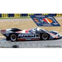 Porsche 962C - Le Mans 1991 nº16