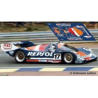 Porsche 962C - Le Mans 1991 nº17