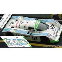 Porsche 962C - Le Mans 1991 nº57