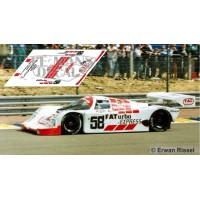 Porsche 962C - Le Mans 1991 nº58