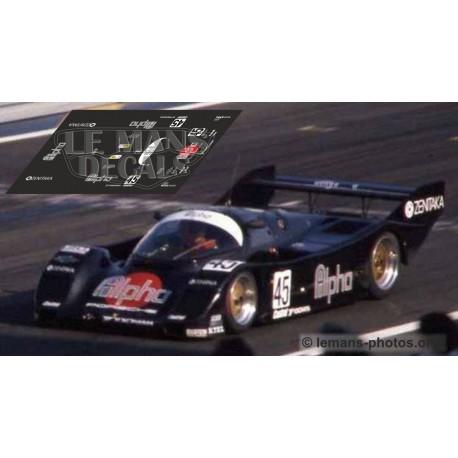 Porsche 962C - Le Mans 1990 nº45