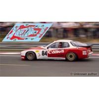 Porsche 924 GTR - Le Mans 1982 nº84