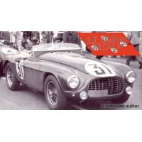 Ferrari 212 Export - Le Mans 1951 nº31