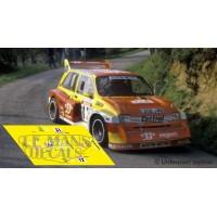 MG Metro 6R4 - Tour Corse 1986 nº12