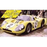 Ford MkIV - Le Mans 1967 nº2