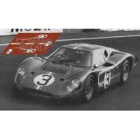 Ford MkIV - Le Mans 1967 nº3