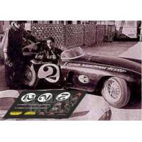 Ferrari 750 Monza - Panamericana 1954 nº2