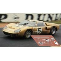 Ford MkII B - Le Mans 1967 nº 5