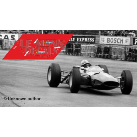 Ferrari 512 F1 - British GP nº1 decals