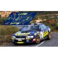 Subaru Impreza - Rallye Catalunya 1995 nº5