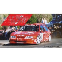 Citroën ZX Kit Car - Rally Canarias 1997 nº3