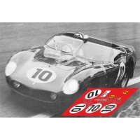 Ferrari 250 TRI/61 - Le Mans 1961 nº10