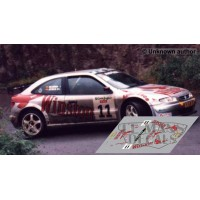Citroën Xsara Kit Car - Rallye Canarias 2001 nº11