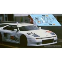 Venturi 400 GTR - Le Mans Test 1995 nº86