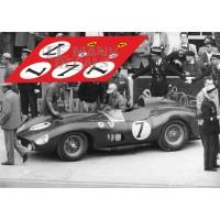 Ferrari 335S - Le Mans 1957 nº7