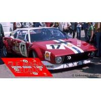 Ferrari Dino 308 GT4 - Le Mans 1975 nº17