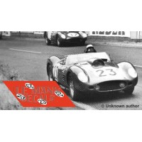 Ferrari Dino 196 S - Le Mans 1959 nº23