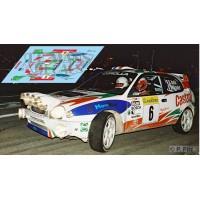 Toyota Corolla WRC - Rallye Montecarlo 1998 nº6