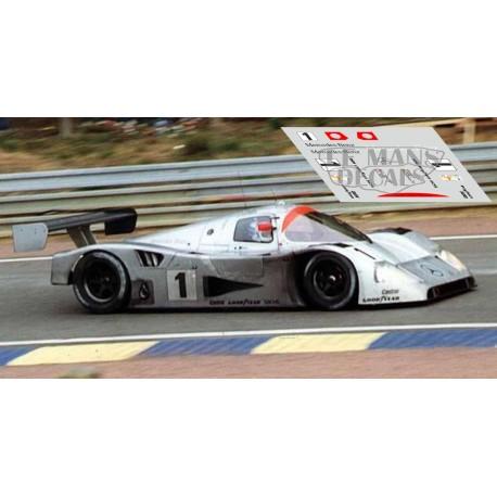 Mercedes Sauber C11 - Le Mans 1991 nº 1