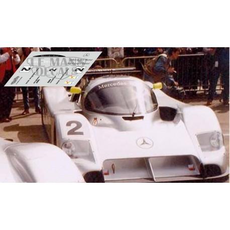 Mercedes Sauber C11 - Le Mans 1991 nº 2