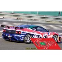 Ferrari 360 Modena - Le Mans 2002 nº70