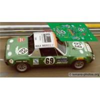 Porsche 914  - Le Mans 1971 nº69