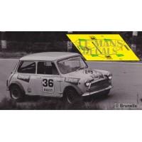 Mini Cooper 1275 - Subida Montseny 1972 nº36