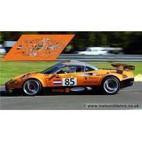 Spyker C8 Double 12 - Le Mans 2003 nº85