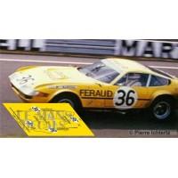 Ferrari 365 GTB 4 - Le Mans 1972 nº36